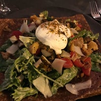 Photo taken at Ô COMPTOIR - French crêpes! by Chelsea on 8/25/2018