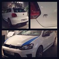 Photo taken at Volkswagen Catalunya Motor by Michael P. on 12/8/2013