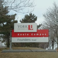 Photo taken at York University - Keele Campus by Max @AIMER A. on 4/2/2013