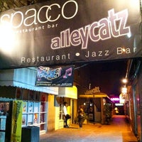Photo taken at Spacco Restaurant and Bar by Max @AIMER A. on 10/3/2014