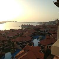 5/26/2013 tarihinde Ahmed B.ziyaretçi tarafından Anantara The Palm Dubai Resort'de çekilen fotoğraf
