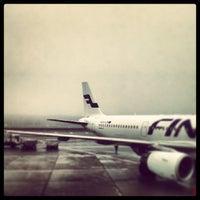 Photo taken at Helsinki Airport (HEL) by Stavros V. on 11/3/2013