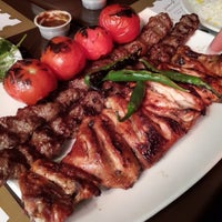 Photo taken at Shemroon Kabab House by Pezhman T. on 11/26/2013