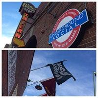 Foto tirada no(a) Blake Street Tavern por Gowtham em 11/16/2013