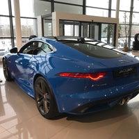 Photo taken at Автоплюс, автосалон Jaguar, Land Rover by Anton S. on 1/12/2017