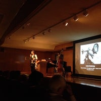 Photo taken at Centro cultural Ibercaja by Sandra Y. on 10/24/2014