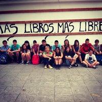 Photo taken at Ayuntamiento Azuqueca de Henares by Sandra Y. on 6/18/2013