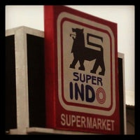 Photo taken at Lion Superindo Cerewed by Kristina B. on 6/16/2013