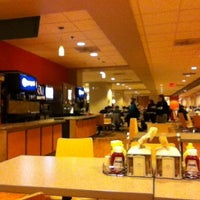 Photo taken at Louis J. Esposito Dining Center by Jeremy S. on 11/19/2012