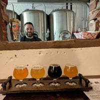 Photo taken at Brewery ARS by Greg R. on 2/19/2017