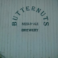 Photo taken at Butternuts Beer & Ale by Greg R. on 8/8/2015