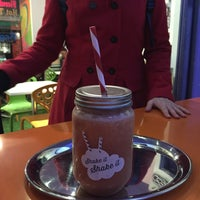 Photo taken at Portobello Juice Bar by Portobello Juice Bar on 12/10/2014