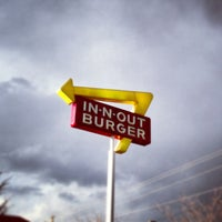 Photo taken at In-N-Out Burger by Jesse C. on 3/29/2013