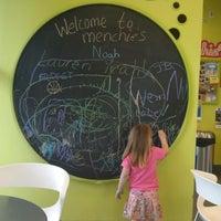 Photo taken at Menchie's Yogurt Bar by Heather S. on 6/12/2015