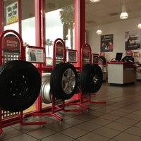 Photo taken at America's Tire Store by Edgar R. on 4/13/2013
