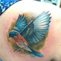 Photo prise au Inkstop Tattoo par Felicia W. le10/29/2017