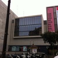 Photo taken at Centro Dramatico Nacional by Carlos M. on 1/20/2013