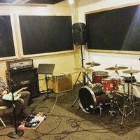 Photo taken at Music Garage by Sam S. on 2/16/2016