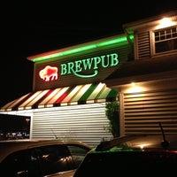 Photo taken at Buffalo Brewpub by Brian R. on 12/2/2012