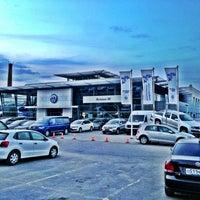 Снимок сделан в Volkswagen Атлант-М пользователем Алексей Л. 5/13/2013
