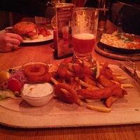 Photo taken at Columbus Bräu by Jasmina M. on 1/23/2013