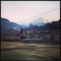 Photo taken at Hotel Huascaran by Jose G. on 9/3/2013