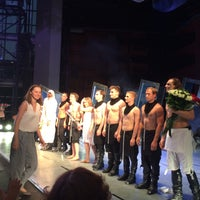 Photo taken at Театр Романа Виктюка by Olga S. on 7/28/2017