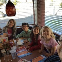 Photo taken at Denny's by Juan R. on 4/12/2015