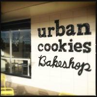 Photo taken at Urban Cookies Bakeshop by Kayo S. on 12/29/2012