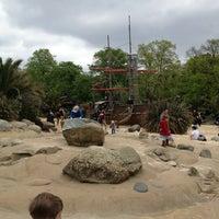 Photo taken at Diana Memorial Playground by Sonita M. on 5/18/2013