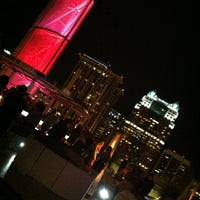 Photo taken at ONE80 Skytop Lounge by Sondra V. on 10/23/2012