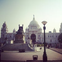 Photo taken at Victoria Memorial by Prasad C. on 11/2/2013