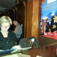 Photo taken at Eetcafé De Rog by Pieter H. on 1/12/2013