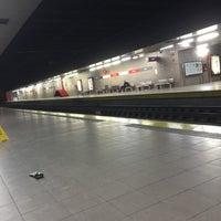 Photo taken at Estación de San Bernardo by Alejandro D. on 12/13/2015