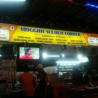 Photo taken at singgah selalu corner, uptown kota damansara by Fareid F. on 12/15/2012