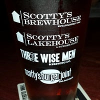 Photo taken at Scotty's Brewhouse by Scott I. on 9/28/2013