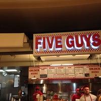 Photo taken at Five Guys by EnriKe K. on 10/18/2014