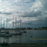 Photo taken at Pärnu Jahisadam by Rauno S. on 6/26/2014