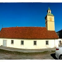 Photo taken at Jaani Seegi Kirik by Rauno S. on 4/21/2014