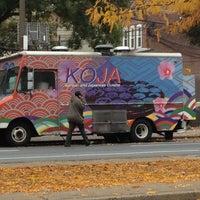 Photo taken at KoJa by Rick L. on 10/27/2012