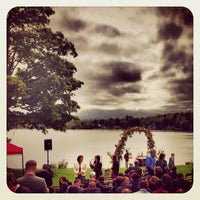 Photo taken at Fiddle Lake Farm by Joe B. on 9/14/2013