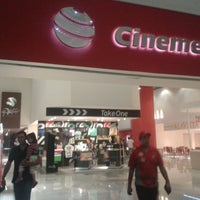 Photo taken at Cinemex by Jorge R. on 7/14/2013