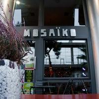 Photo taken at Mosaiko by Pavlos skor on 4/1/2013