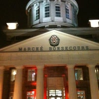 Photo taken at Marché Bonsecours by Jean-Baptiste A. on 2/22/2013