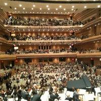 Photo taken at La Maison Symphonique de Montréal by Jean-Baptiste A. on 5/22/2013