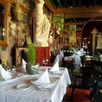 Photo taken at Restaurante Hacienda Laborcilla by Rojas F. on 2/19/2013