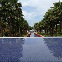 Photo taken at The St. Regis Punta Mita Resort by Wendy T. on 4/1/2013