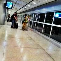 Photo taken at ARL Suvarnabhumi (A1) by Max Mekin I. on 10/20/2012