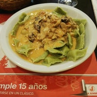 Foto tomada en Mondo Spaghetti por Andrea V. el 3/21/2015