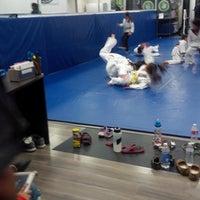 Photo taken at DM Brazilian Jiu Jitsu by JJ K. on 3/3/2015